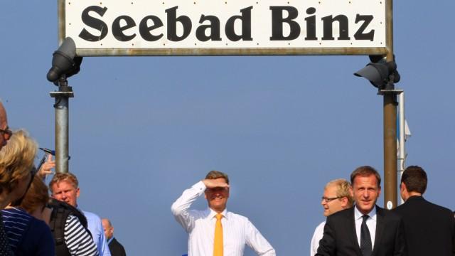 Westerwelle trifft baltische Amtskollegen