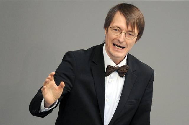 SPD-Gesundheitsfachmann Karl Lauterbach