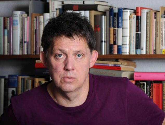 Tilmann Jens, Sohn des Schriftstellers Walter Jens