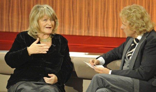 ZDF-Jahresrueckblick 'Menschen 2010'