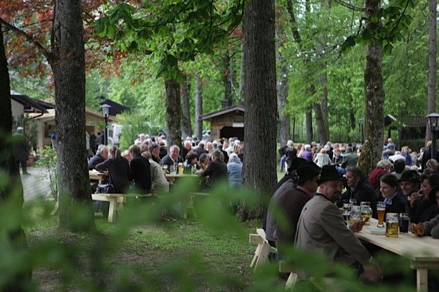 Ausflugsziele in Bayern, Bad Wiessee, Abwinkl, Sappl-Keller