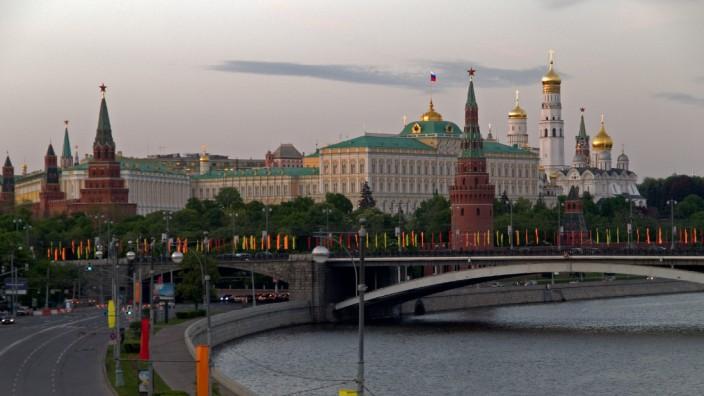 Europa in der Ferne: Moskau wirkt erstaunlich vertraut