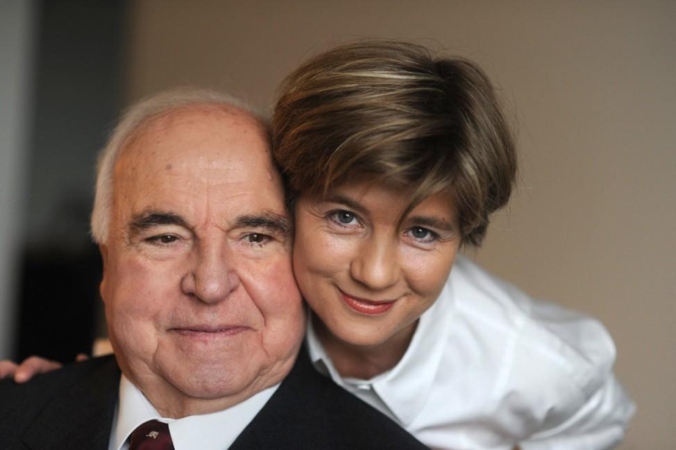 Alkanzler Helmut Kohl wird 80 Jahre alt