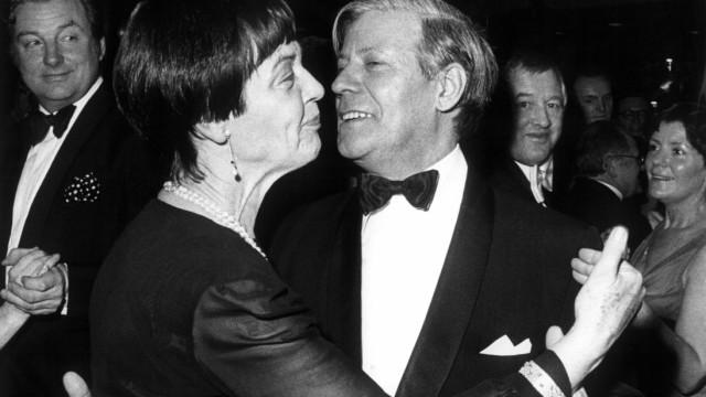 Helmut Schmidt Loki Bundespresseball