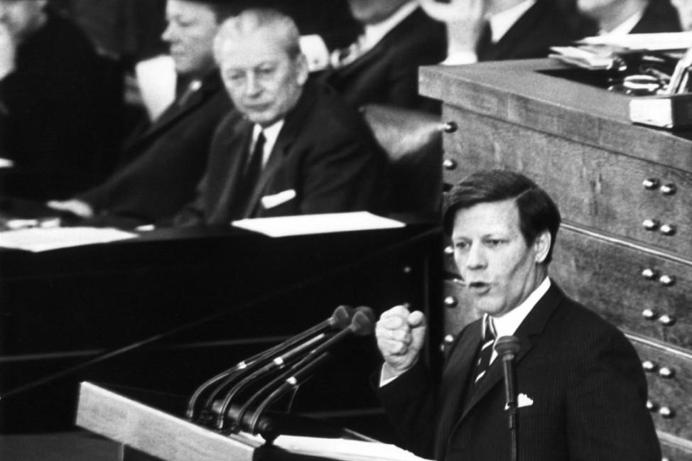 60 Jahre Bundesrepublik - Große Koalition