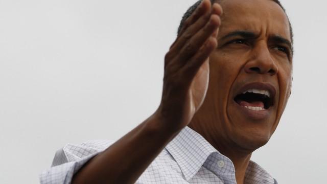 Medien: Obama will 300-Milliarden-Programm gegen Arbeitslosigkeit