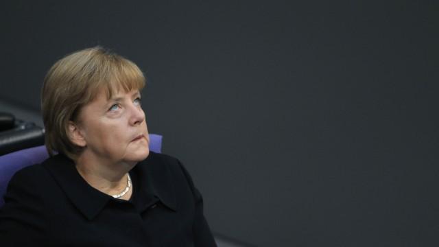 BESTPIX  Bundestag Debates Federal Budget