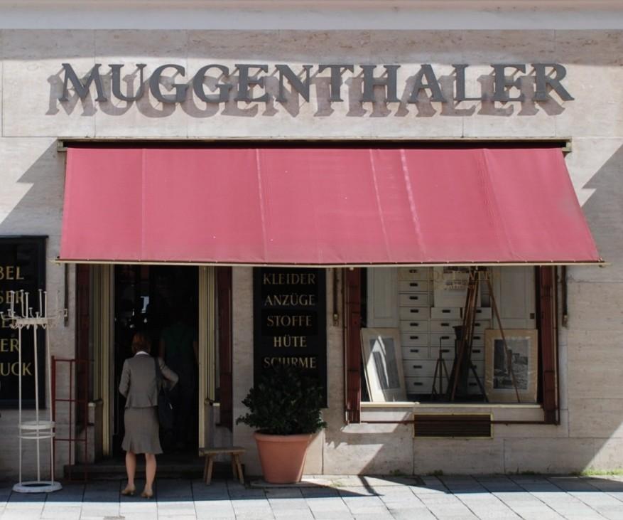 Müllerstrasse Muggenthaler