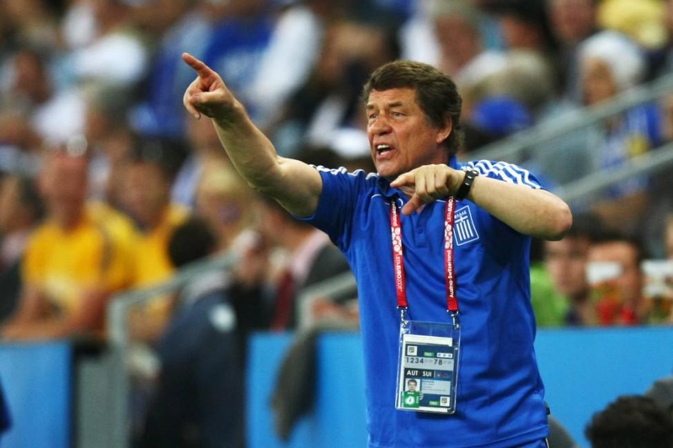 Griechenland Rehhagel Euro EM Europameisterschaft Fußball
