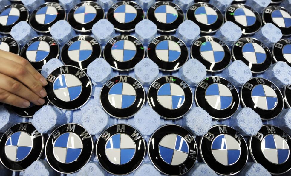 BMW verzeichnet im August Rekordabsatz