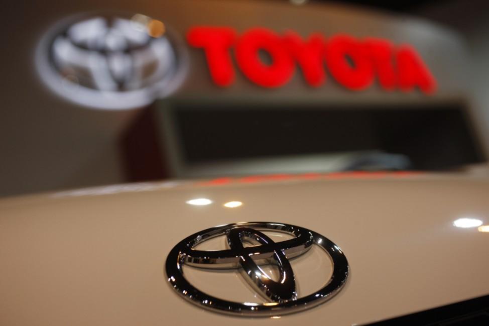 Toyota steigert weltweiten Absatz auf 7,48 Millionen Autos