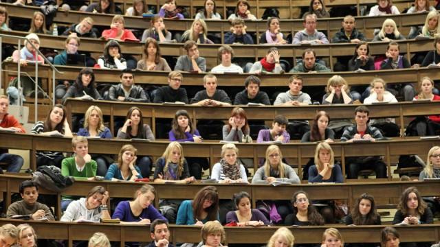 Mehr Studenten an deutschen Unis