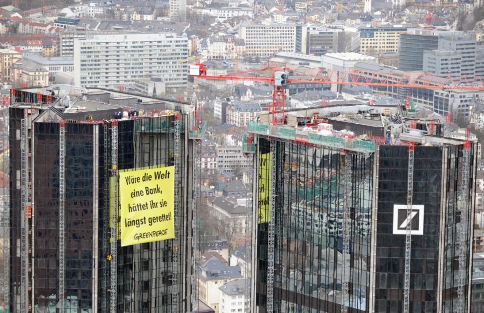 40 Jahre Greenpeace