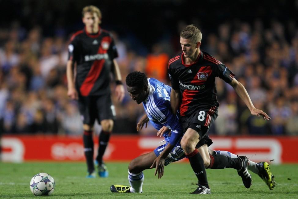 Chelsea FC v Bayer 04 Leverkusen - UEFA Champions League