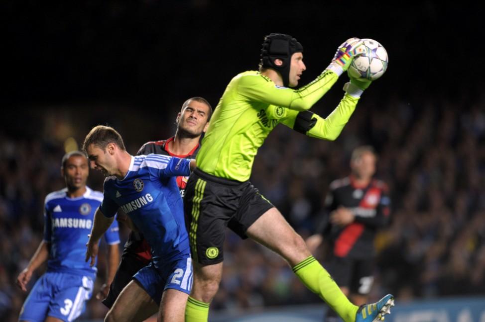 Champions League - FC Chelsea - Bayer Leverkusen 2:0