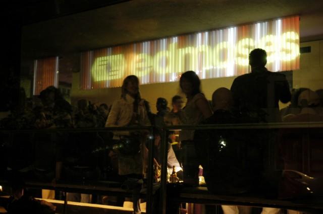 Bar, Club Edmoses, 2005