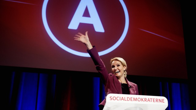 Denmark general elections