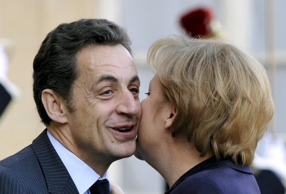 Merkel und Sarkozy eröffnen zehnten deutsch-französischen Ministerrat