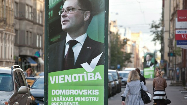 Parliament elections to take place in Latvia on 17 September 2011