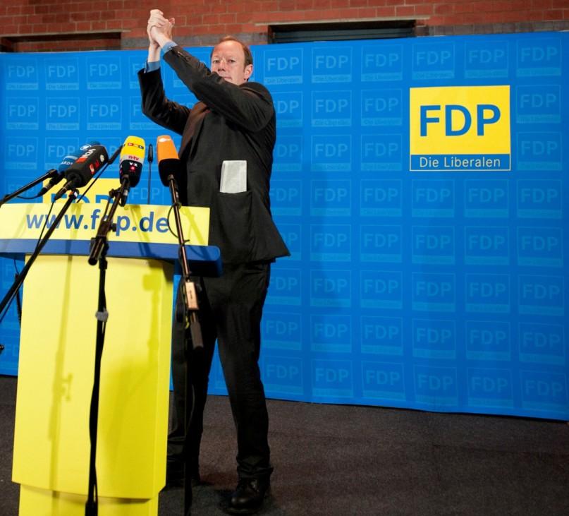 Abgeordnetenhauswahl Berlin - FDP