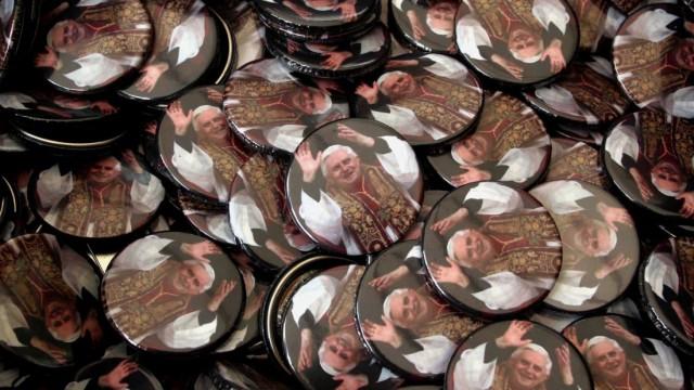 Amtseinführung von Papst Papst Benedikt XVI., 2005