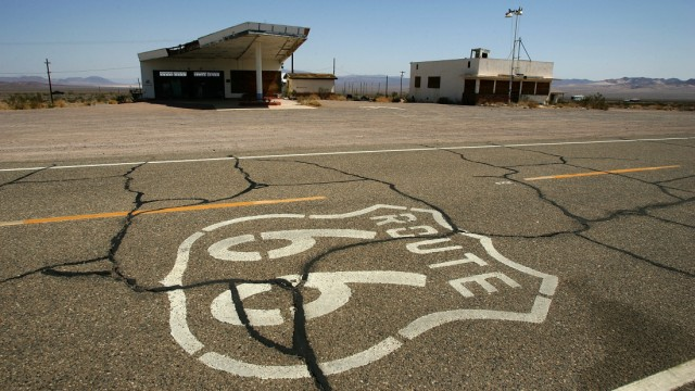 Legende und Traum in Amerika: Route 66 in den USA