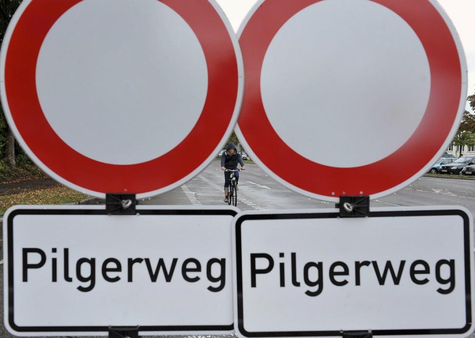 Der Papst besucht Deutschland - Verkehrsplanungen zum Papstbesuch in Freiburg fast abgeschlossen