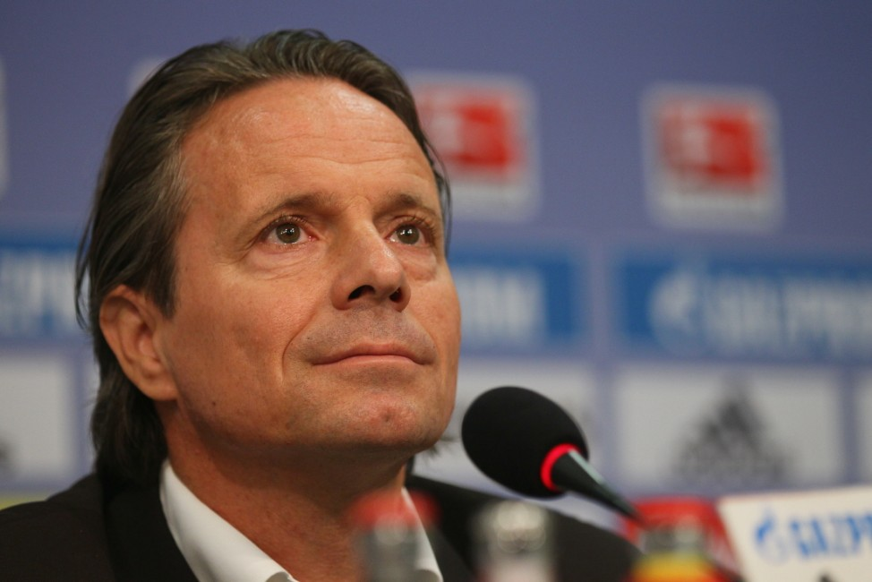 FC Schalke - Training & Press Conference
