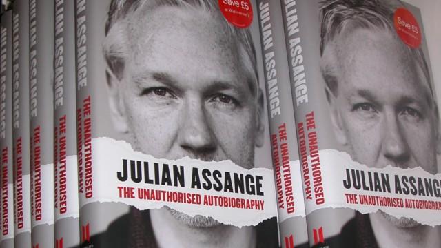 Biografie von Julian Assange