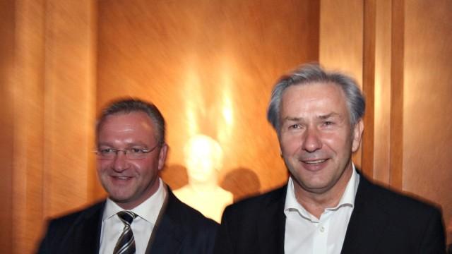 Sondierungsgespräche der Berliner SPD und CDU