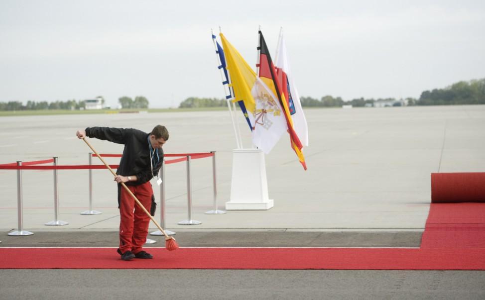 Der Papst besucht Deutschland