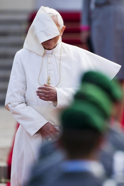 *** BESTPIX ***  Pope Benedict XVI Visits Berlin