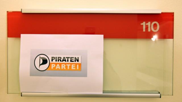 Erste Fraktionssitzung der Berliner Piratenpartei
