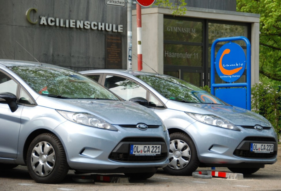 Flottenmanagement Carsharing Cambio