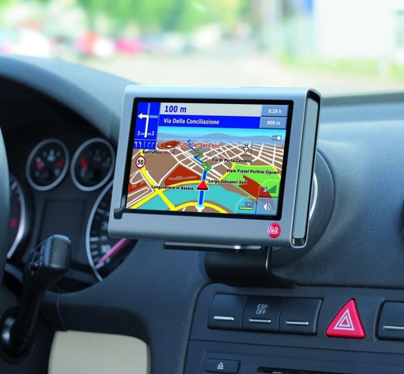 Flottenmanagement Navigationssystem Telematik