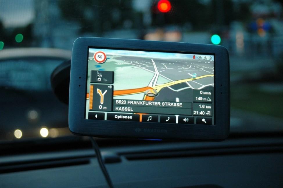 Flottenmanagement Navigationssystem