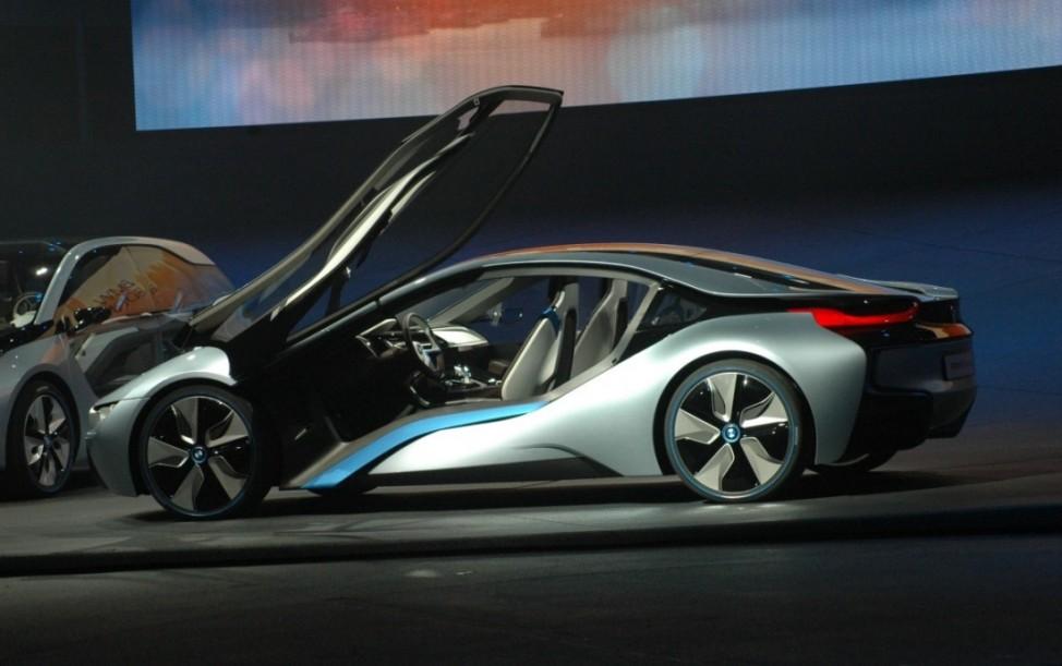 IAA 2011 BMW i8