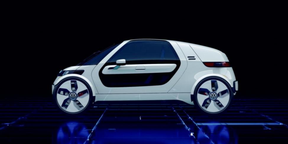 VW Nils IAA Urbane Mobilität