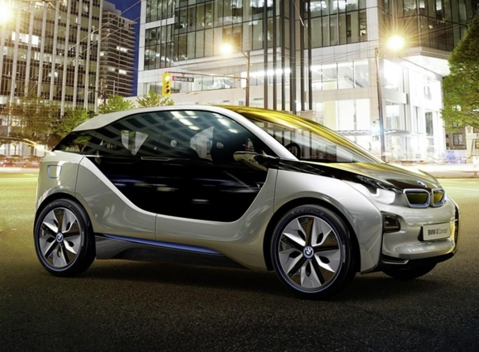 IAA 2011 BMW i3