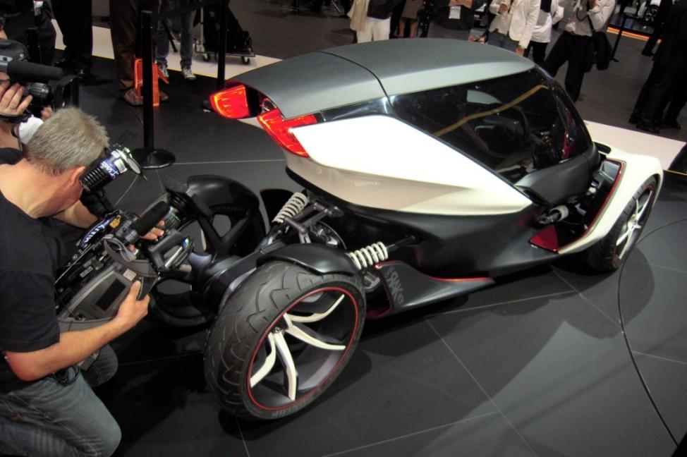 Opel RAK e Concept IAA 2011