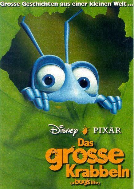 """A Bug's Life"" aus den Pixar-Studios"