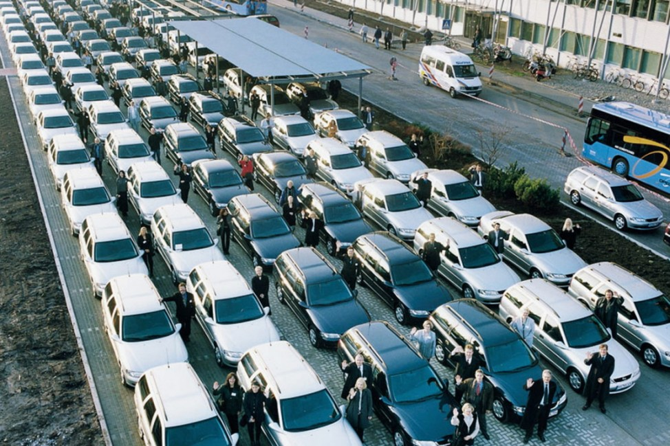 Flottenmanagement Dienstwagen
