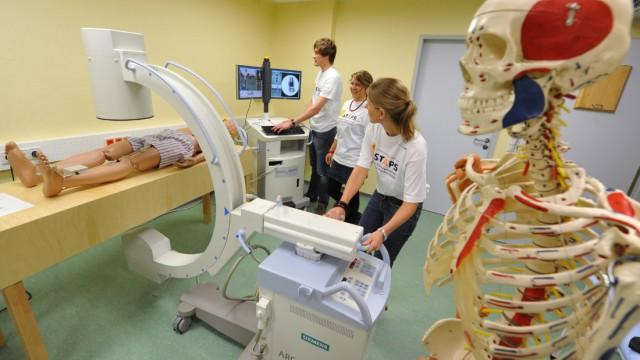 Neues Trainingszentrum für angehende Ärzte in Göttingen