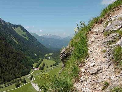 Passage des Gleitwegs, Herbke