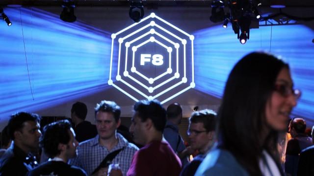 Facebook Holds Its Fourth f8 Developer Conference