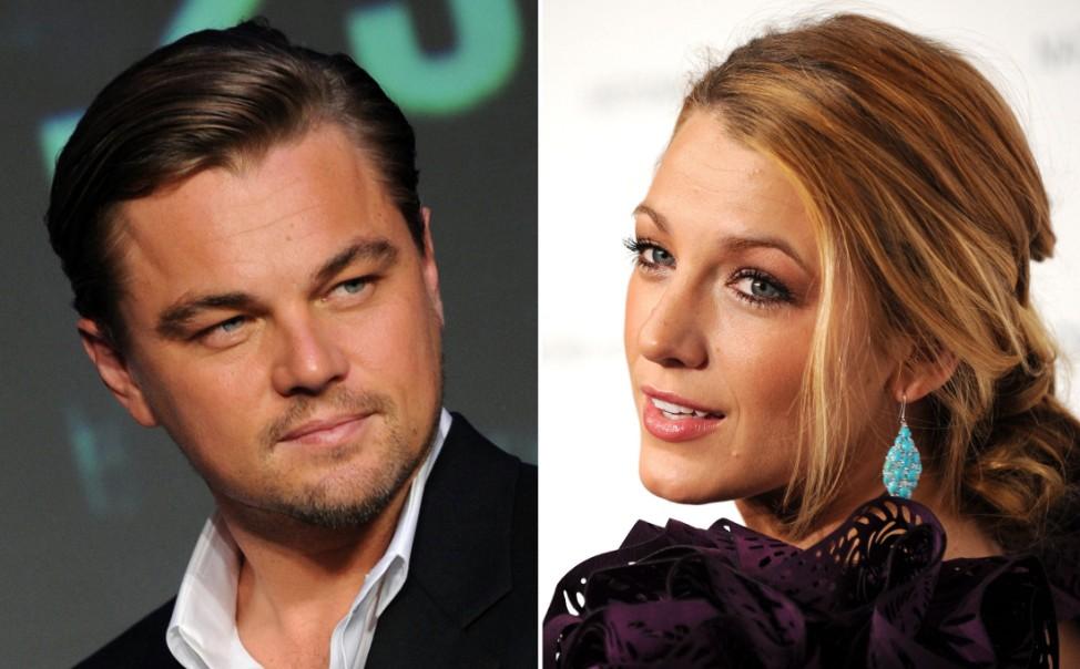 Leonardo DiCaprio und Blake Lively bleiben Freunde