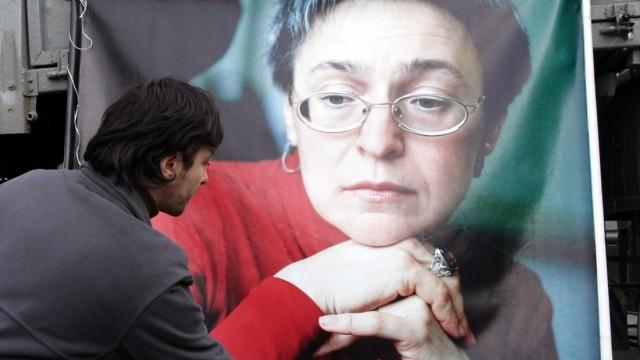 Fünf Jahre nach dem Mord - Politkowskajas Berichte als Buch