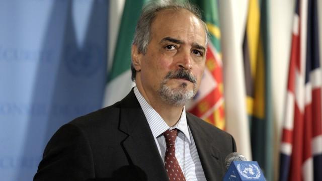Pk des syrischen UN-Botschafters