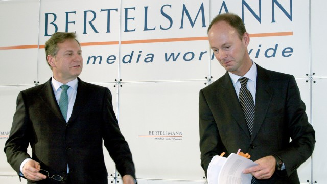 Magazin: Wechsel an der Spitze von Bertelsmann