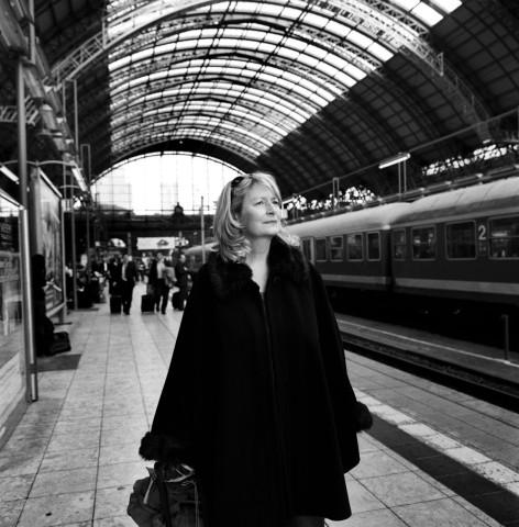 Steinunn Sigurðardóttir in Frankfurt